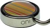 Tassenhanger Tassenhaak ONI Basics Pastel in mooi organza zakje - Pastel