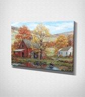 Autumn - Painting Canvas | 30x40 cm
