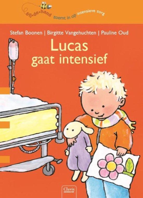 Bijdehand  -   Lucas gaat intensief