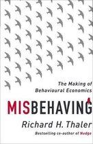 Boek cover Misbehaving van Richard H. Thaler