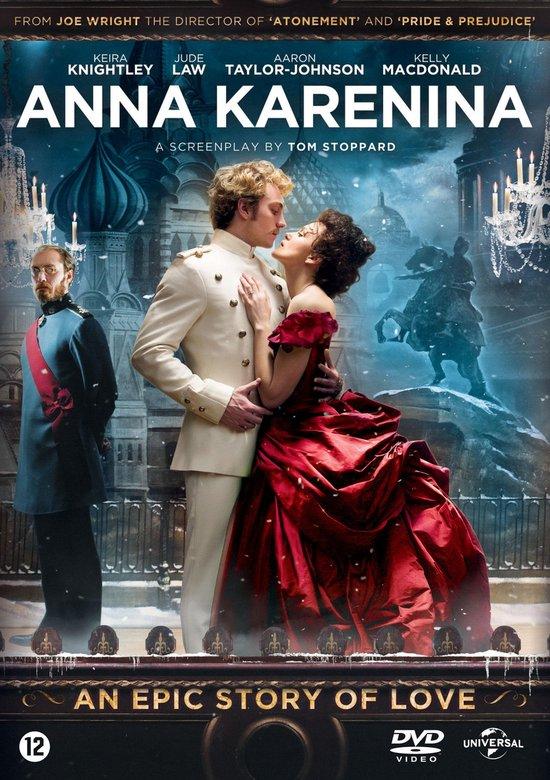 Cover van de film 'Anna Karenina'