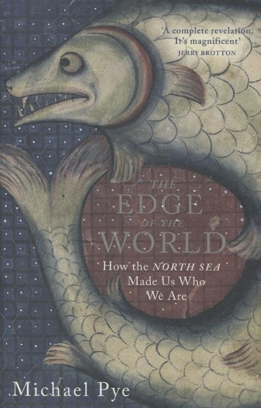 Boek cover Edge of the World van Michael Pye (Onbekend)