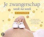 Je zwangerschap week na week kalender /