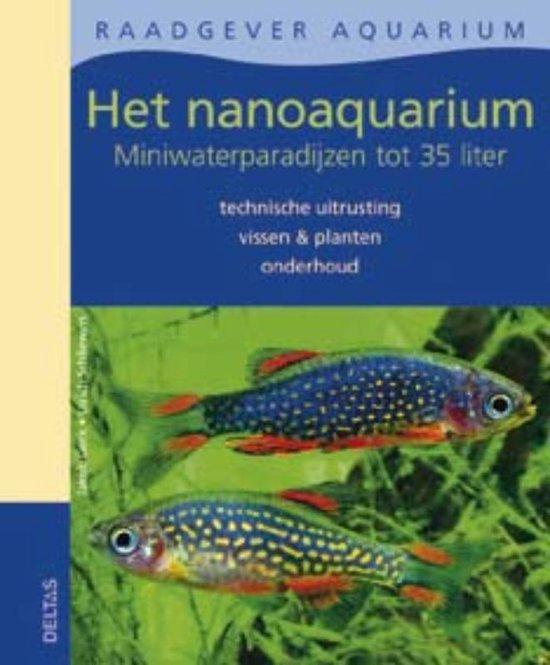 Raadgever aquarium - Het nanoaquarium - Ulrich Schliewen  
