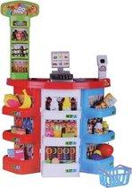 Eddy Toys supermarkt - 38-delig - met licht en geluid