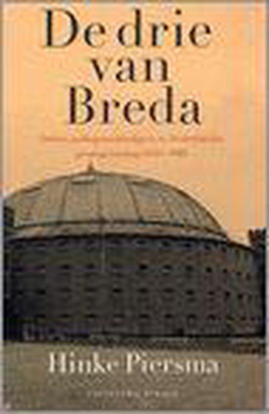 De Drie Van Breda - Hinke Piersma |