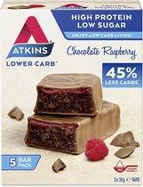 Atkins Maaltijdrepen - Chocolate Raspberry - 20 repen