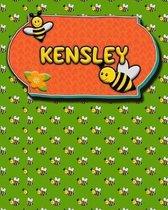 Handwriting Practice 120 Page Honey Bee Book Kensley