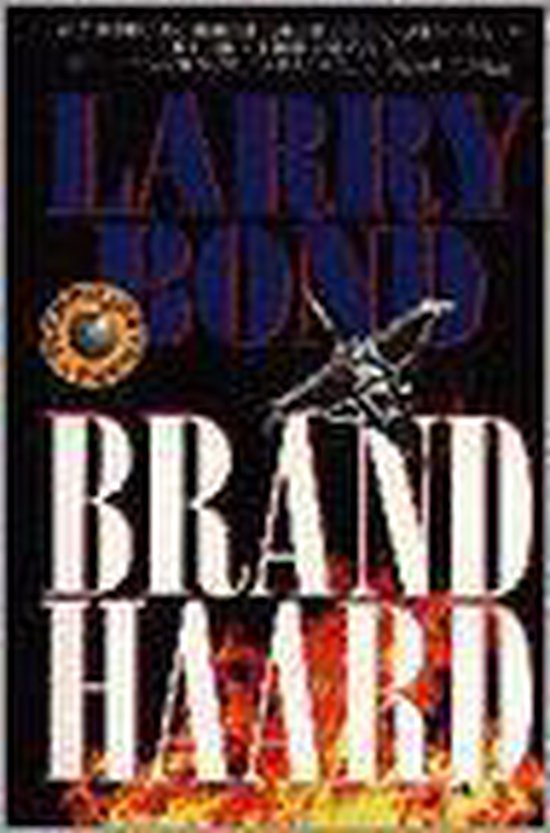 Brandhaard (parelpocket) - Larry Bond  