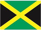 Vlag Jamaica stickers