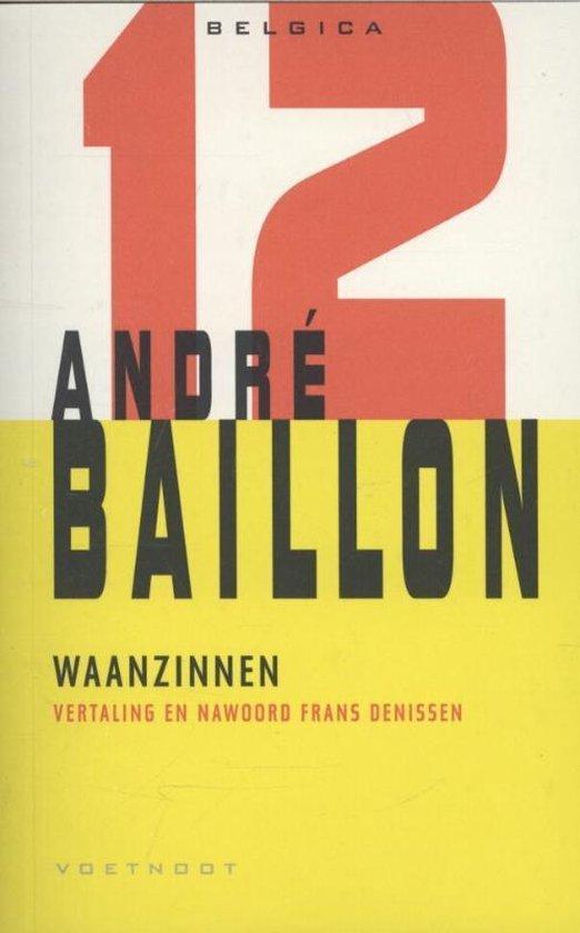 Belgica 12 - Waanzinnen - André Baillon pdf epub