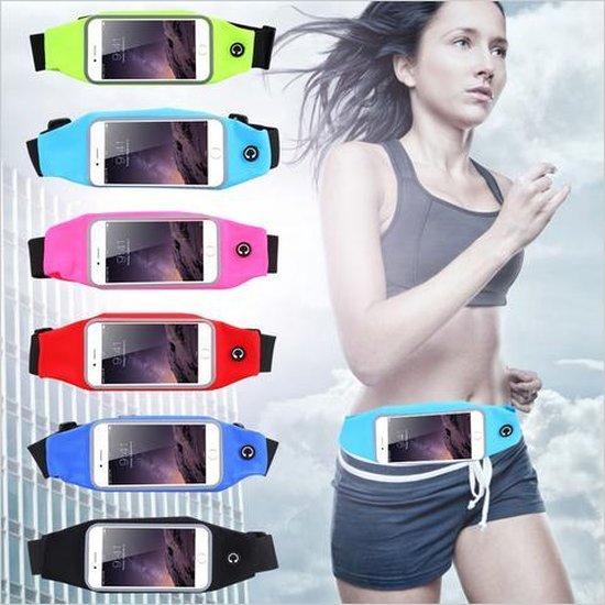 Sport Running Belt Smartphone - Zwart