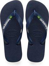 Havaianas Brasil Logo Unisex Slippers