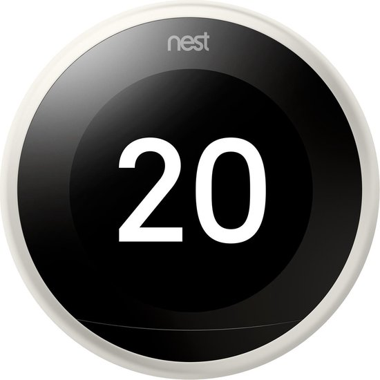 Learning Thermostat - Slimme thermostaat - Wit