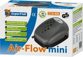 Superfish Air Flow Mini - Aquariumpomp - Beluchting - 6 x 9 cm