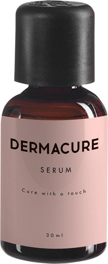 Dermacure - Psoriasis en Eczeem huidserum I Huidvochtinbrengende crème voor de droge en gevoelige huid 30  ml   Jeukende en schilferige huidverzorging I Biologische huidverzorging