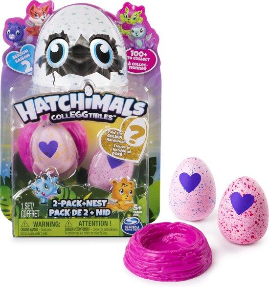 Hatchimals CollEGGtibles 2 Pack - Seizoen 2