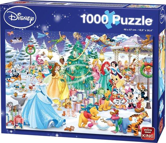 Disney Puzzel Winter Wonderland - 1000 Stukjes