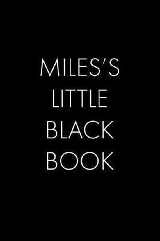 Miles's Little Black Book