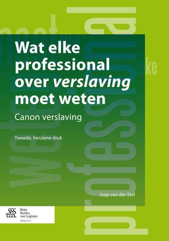 Wat elke professional over verslaving moet weten - Jaap van der Stel   Fthsonline.com