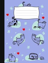 Cat Composition Notebook