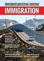 Boek cover Immigration van Heather Pidcock-Reed