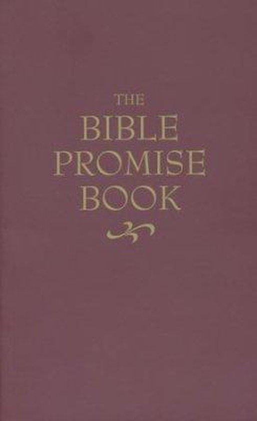KJV bible promise book Burgundy paperb. - Diverse auteurs |
