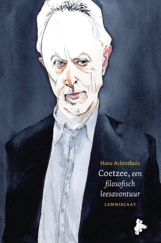 Boek cover Coetzee, een filosofisch leesavontuur van Hans Achterhuis (Hardcover)