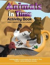 Animals in Time, Volume 1 Activity Book