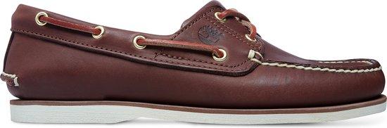 Timberland Men'S 2 Eye Boat Shoe Heren Bootschoenen - Brown - Maat 41