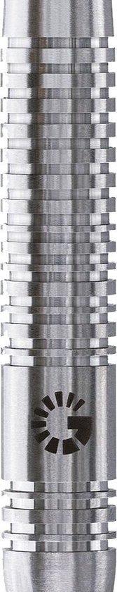 Harrows – Genesis A – 60% Tungsten – dartpijlen - met 9 - dartshafts - en 9 - dartflights - 25 gram - dartpijlen