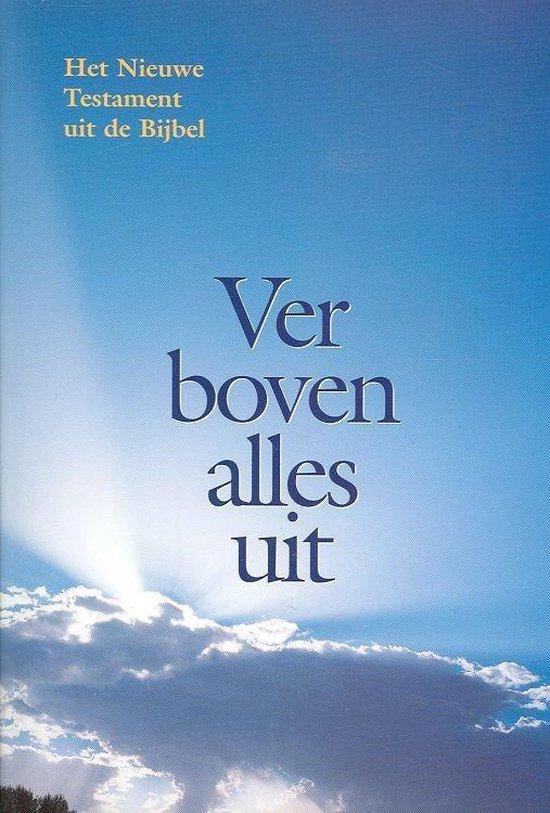 Nieuw Testament Ver boven alles uit, klein formaat, set 5 stuks UhWdW - Diverse auteurs |