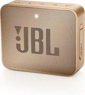 JBL Go 2 Goud - Draadloze Bluetooth Mini Speaker