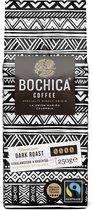 Bochica Koffiebonen Dark Roast - Fairtrade & Direct Trade - 6 x 250 gram