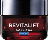 L'Oréal Paris Skin Expert Revitalift Laser X3 anti-rimpel nachtcrème