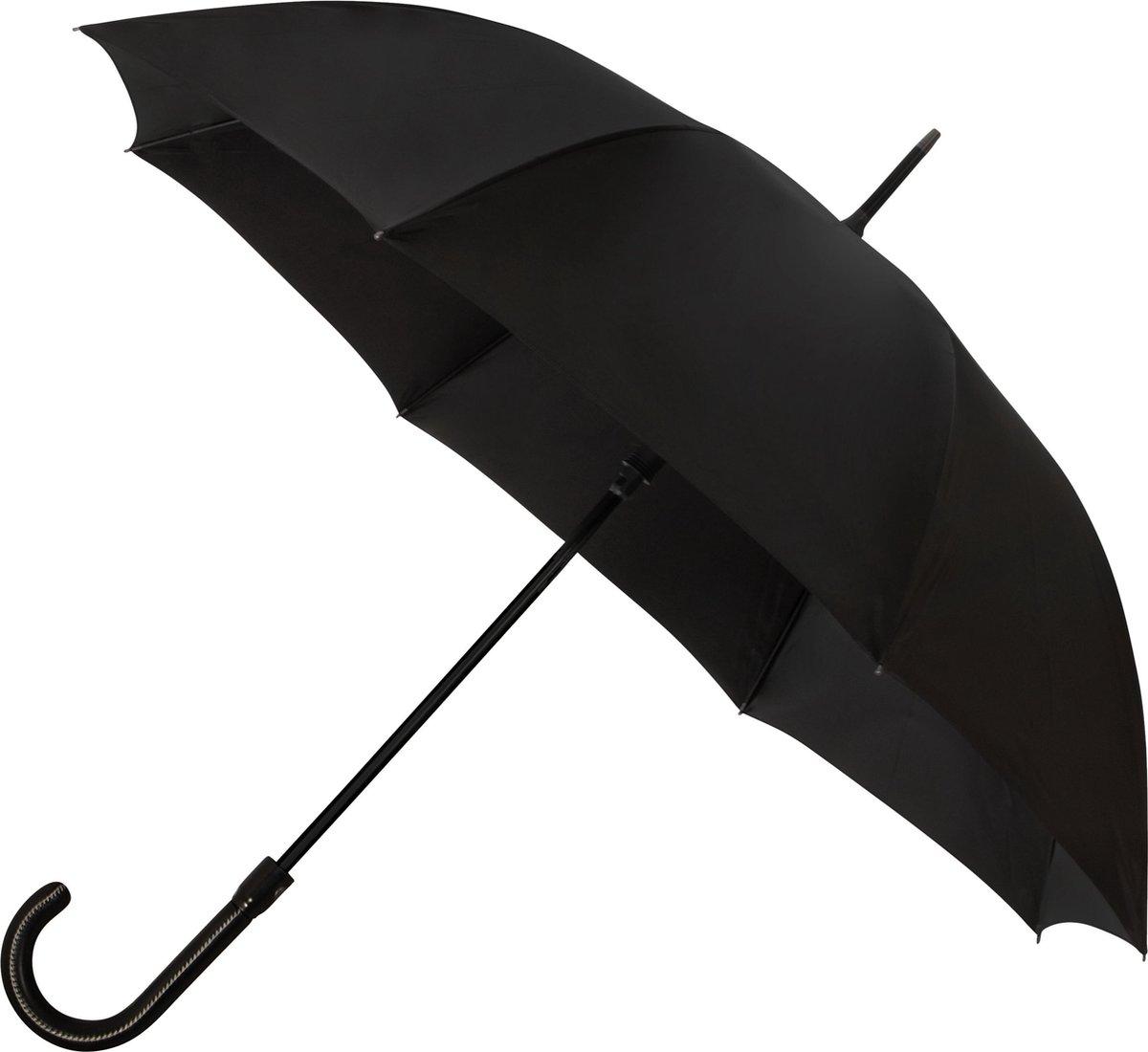 Falcone Luxe Paraplu - Windproof -   101 CM - Zwart