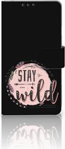 Sony Xperia Z1 Bookcase Boho Stay Wild