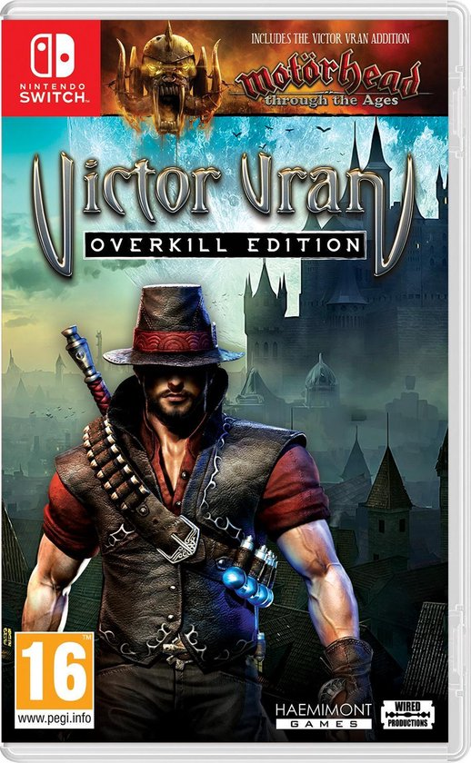 Victor Vran: Overkill Edition Nintendo Switch - Mindscape