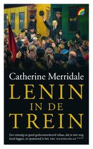Boek cover Lenin in de trein van Catherine Merridale (Paperback)