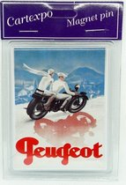 Koelkast Magneet Peugeot