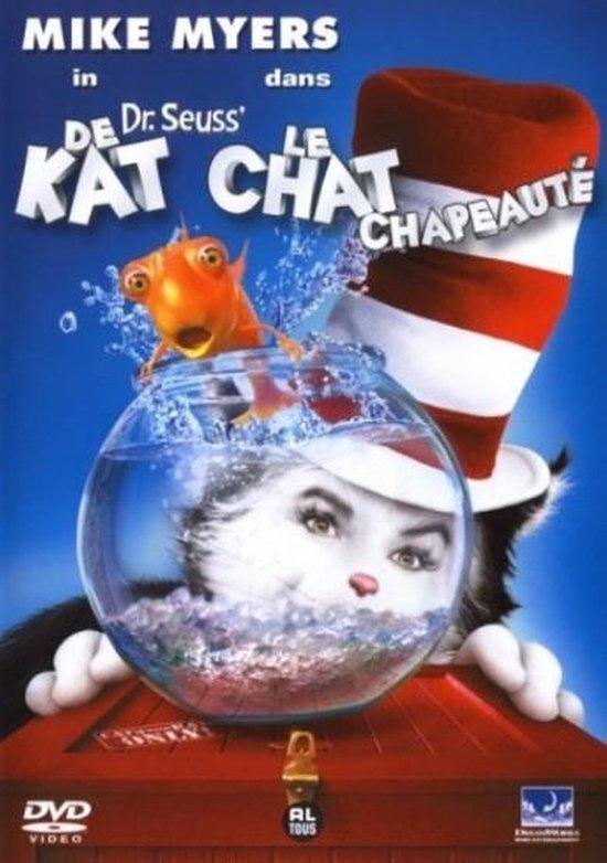 Cover van de film 'Cat In The Hat'