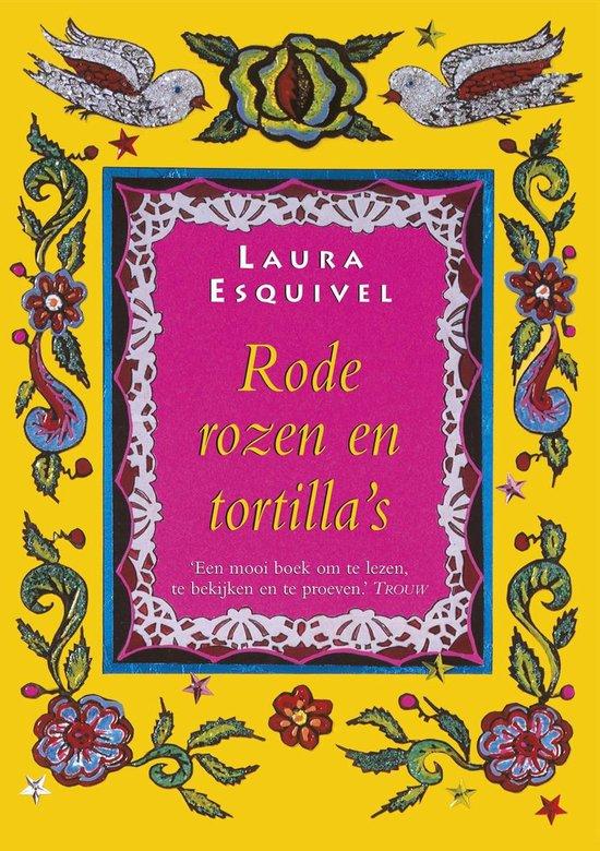 Afbeelding van Rode rozen en tortillas