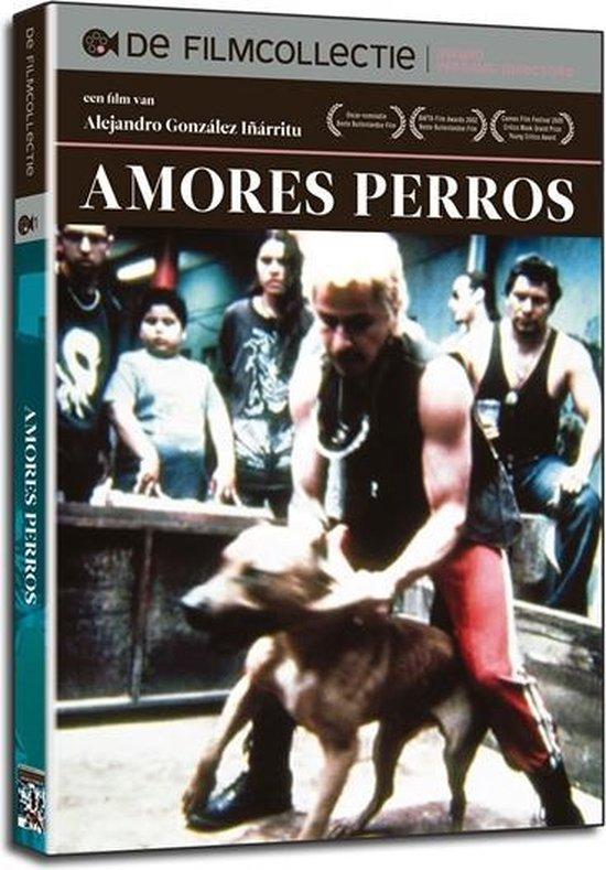 Cover van de film 'Amores Perros'