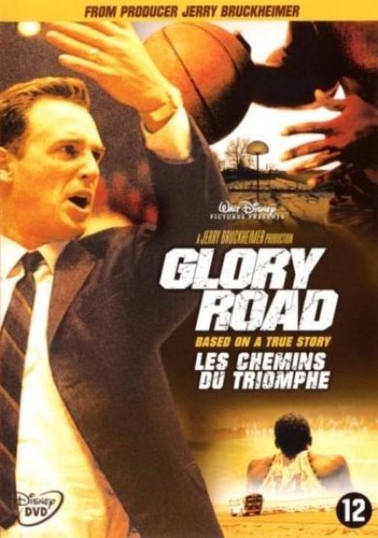 Cover van de film 'Glory Road'