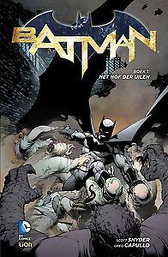 Batman (new 52) hc01. het hof der uilen - SCOTT. Snyder, pdf epub