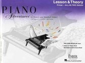 Piano Adventures : Lesson And Theory Book - Primer Level (Book Only)