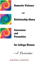 Domestic Violence and Relationship Abuse Awareness and Prevention for
