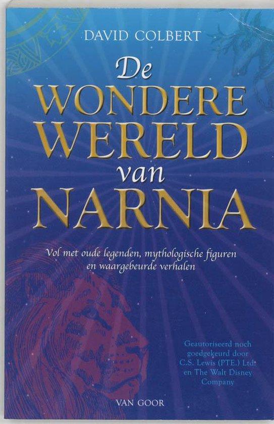 De Wondere Wereld Van Narnia - David Colbert pdf epub