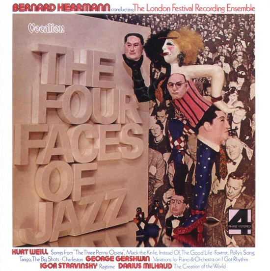 The Four Faces Of Jazz