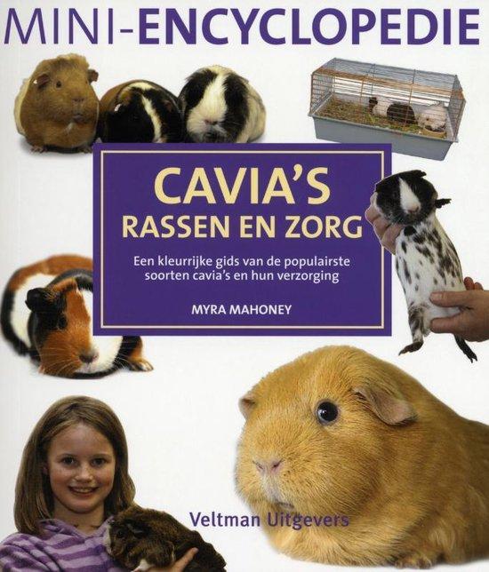 Cavia's rassen en zorg - TextCase pdf epub